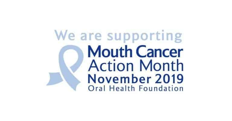 mouth cancer action month